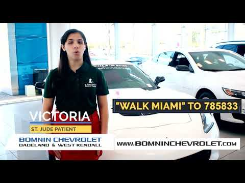 Bomnin Chevrolet Kendall >> Bomnin Chevrolet West Kendall 2017 Dealer Of The Year Award