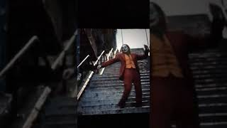 Джокер танец на лестнице