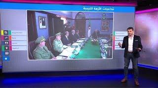 تبون سينخرط في ليبيا، والسيسي يطلب تدخل ترامب وبوتين، وقيس سعيد ينأى عن الصراع