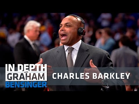 Charles Barkley: Why I can say whatever I want