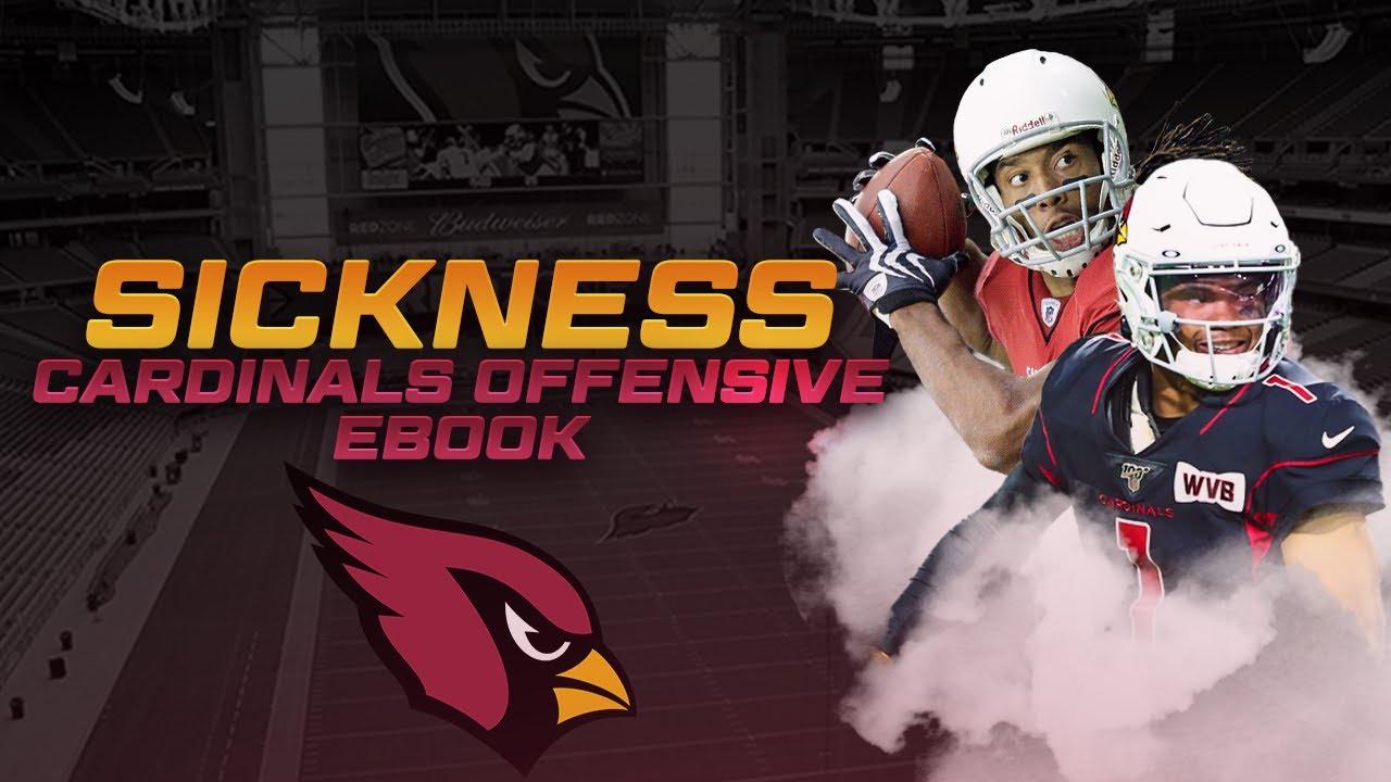 Madden 21 Cardinals Offensive Ebook Preview | Best Route in Madden 21 | Gun Cluster HB Str
