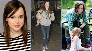Ellen Page - Rare Photos | Family | Childhood | Lifestyle