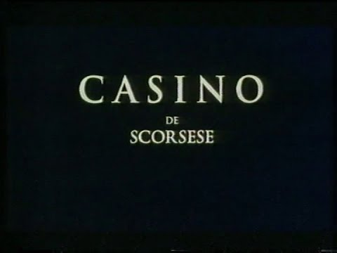 Casino (Trailer en castellano)