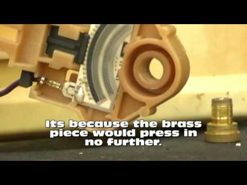 Chevy S-10 Fuel Guage sending unit fix - YouTube