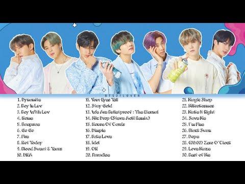 B T S Playlist~Best Songs (2013 - 2020)