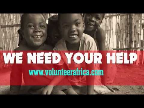 Healthcare issues - medical volunteer in Africa