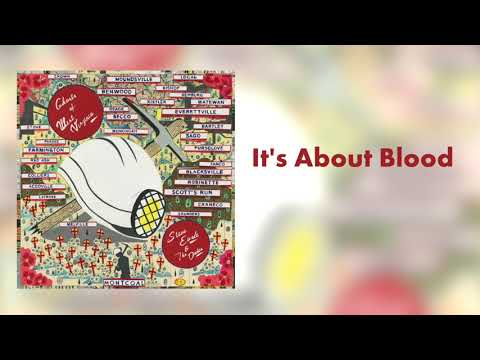 """Steve Earle & The Dukes - """"It's About Blood"""" [Audio Only]"""