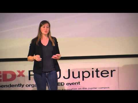 Sustainable Seafood and You | Sara Thomas | TEDxFAUJupiter