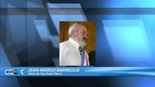 D!CI TV: Mort de Marcel Amphoux, un an après, le maire réagit