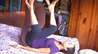 massage  jen hilman  youtube