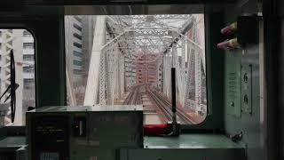 ◆京橋⇒大阪 201系 大阪環状線 「一人ひとりの思いを、届けたい JR西日本」◆