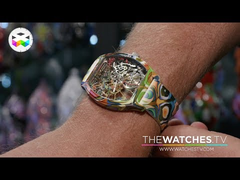 Discovering Water Transfer Printing for Watchmaking