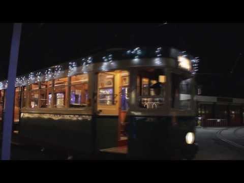 MOTAT Night Trams (2013)