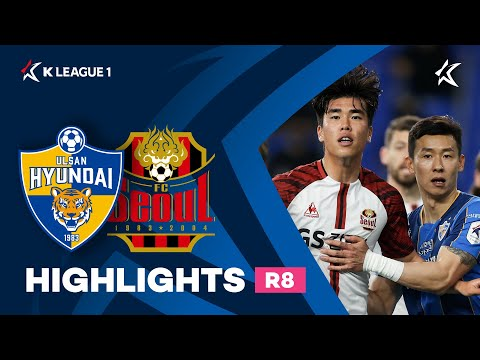 Ulsan Hyundai Seoul Goals And Highlights
