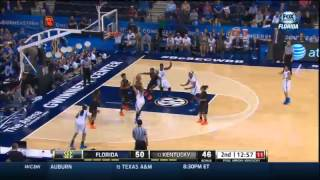03/07/2015 Florida vs Kentucky Women