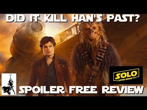 Solo a Star Wars Story: Spoiler Free Review