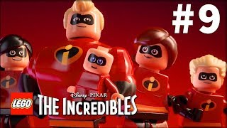 LEGO Iniemamocni #9 | Bohaterscy Bohaterowie