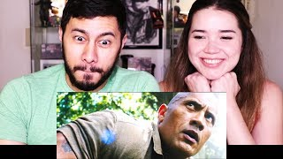 JUMANJI: WELCOME TO THE JUNGLE | Trailer #1 Reaction!