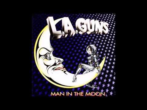 L.A. Guns - Man In The Moon (Full Album)