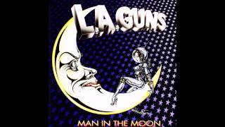 L.A. Guns - Man In The Moon (Full Album)