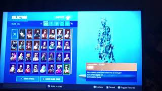 Fortnite battle royale todos los skins de pase de batalla temporada 4-7