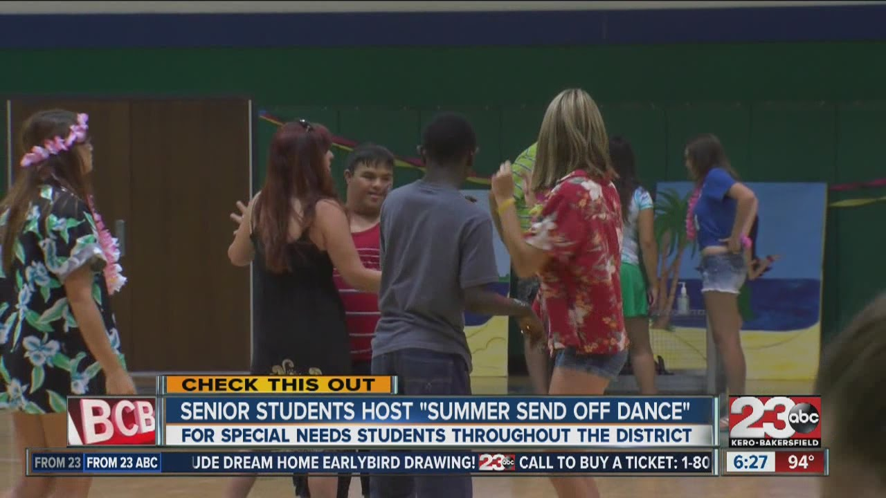 Highland High School Students Dance Their Way To Summer Youtube