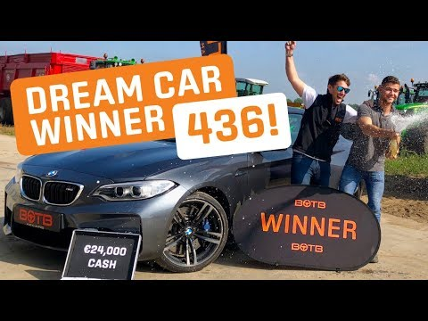 Winner! Week 33 2018 (13th August - 19th August) - Elias Boey - BMW M2 Competition + Cash