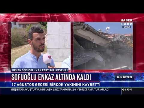 Kenan Sofuoğlu 17 Ağustos 1999'da yaşadıklarını anlattı