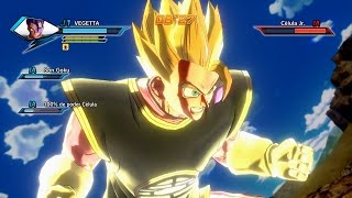 DRAGON BALL XENOVERSE - SUPER SAIYAN POR FIN! #8