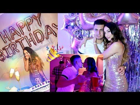 ANA'S 21ST BIRTHDAY PARTY!!! **LIT**