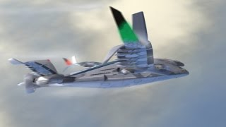 Is this the future of airliners?