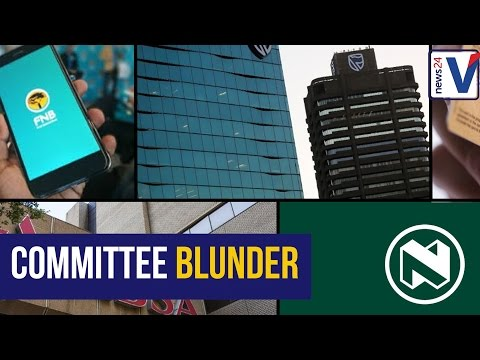 Inter-ministerial committe on banking was not legally authorised - De Vos