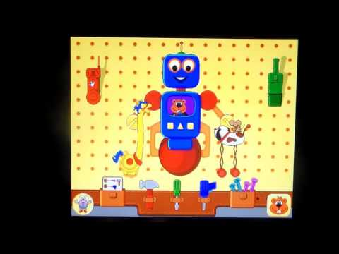 Fisher-Price Learning In Toyland (Funnybone Interactive)