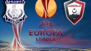 Download Apollon Limassol 1-1 FK Qəbələ Mp3 and Videos