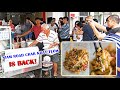MOST DELICIOUS! SIAM ROAD CHAR KOAY TEOW KING by UNCLE IN PENANG MALAYSIA