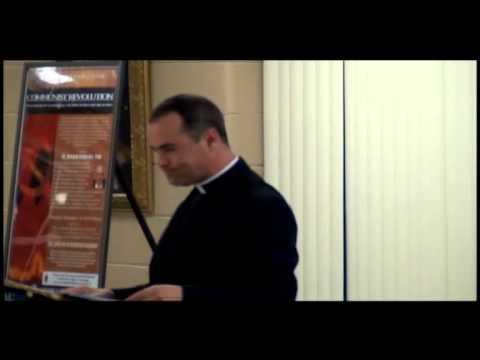 Rev. Paul Scalia - Lumen Fidei: Learning to Walk in the Light of Faith