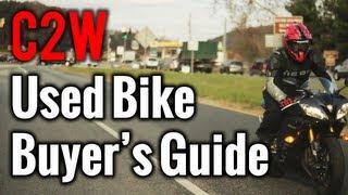 Used Motorcycle Buyers Guide