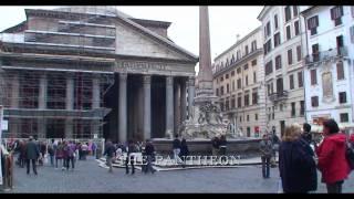 Rome Walking Tour DVD