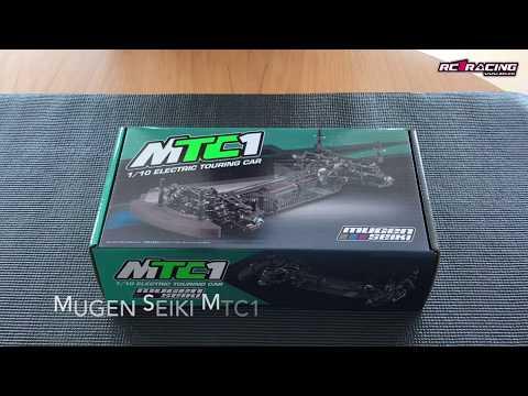 Mugen Seiki MTC1 1/10 Touring Car Kit