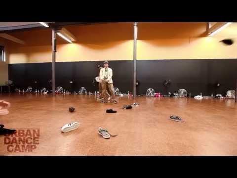 Catgroove - Parov Stelar / Hilty & Bosch Showcase Streetdance  / URBAN DANCE CAMP