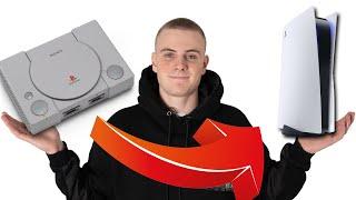 PS1 zu PS5 HOCHTAUSCHEN! Playstation 5 Trade Up. DAVE
