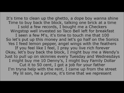 Rick Ross - Buy Back The Block ft. Gucci Mane & 2 Chainz Official Lyrics