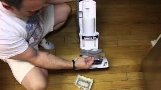 How to Clean a Shark Rotator Professional Vacuum