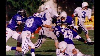 Italy vs. Finland - 1992 European American Football League (EFL) Cup - 2