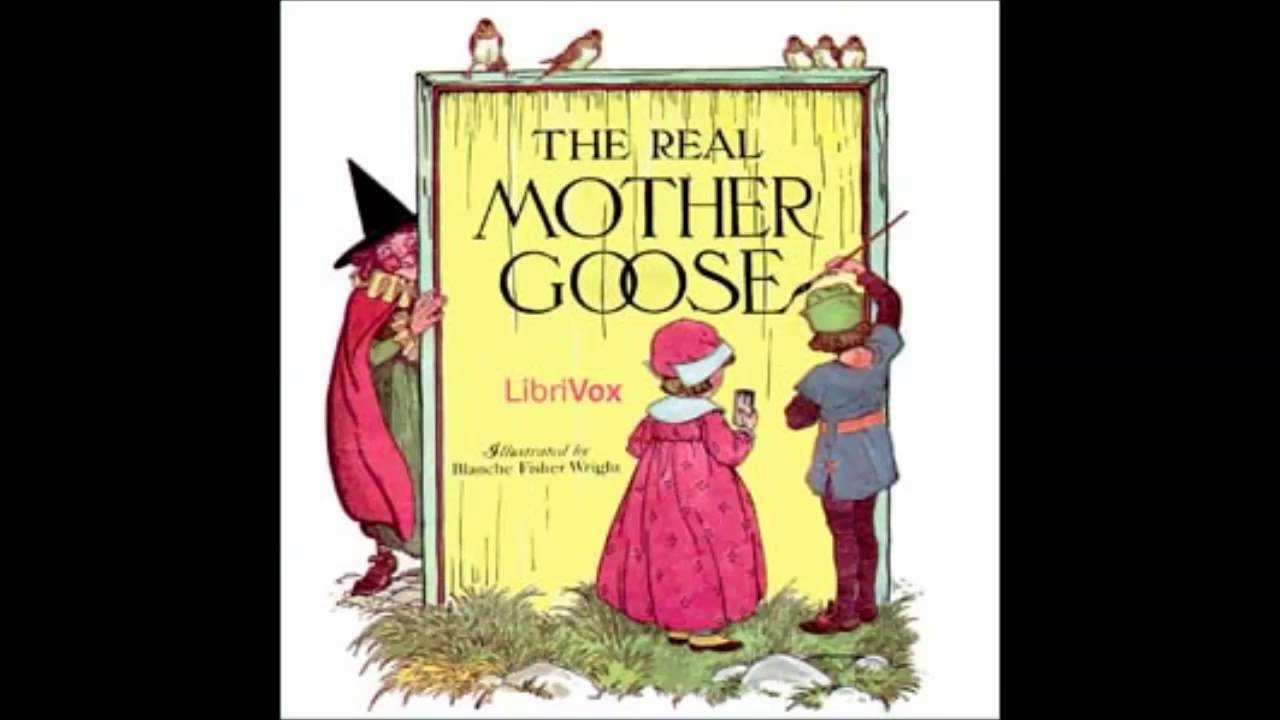 The Real Mother Goose Audio Book