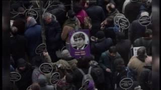 Դինքի սպանության օրվա 10 րդ տարելիցին միջոցառումներ տեղի ունեցան Թուրքիայում