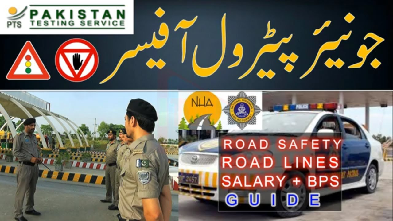 Junior Patrol Officer Guide || Salary || Road Safety || Driving Theory Test  Questions