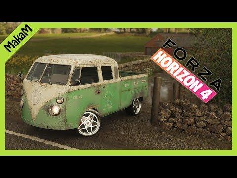 Oszt driftre jó-e? #1 | Forza Horizon 4 | VW D-cab Pick Up thumbnail
