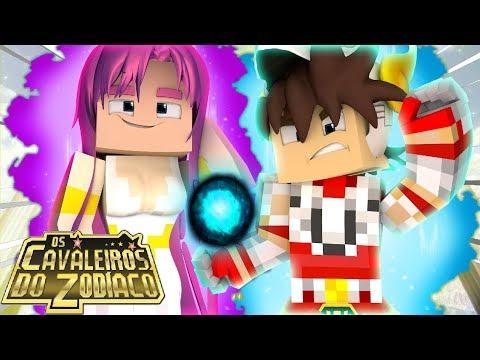 Minecraft: O LENDARIO SEIYA DE PEGASUS !?! - Cavaleiros Do Zodiaco #15 ‹ Goten ›