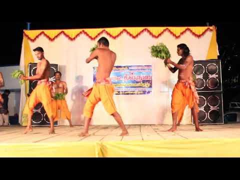 Murandu pudikatha stage song....by thottakadu nanbargal